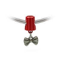 """""""Bow Ties are Cool"""" Fez and Bow Tie Charm Bead - Exclusive"""