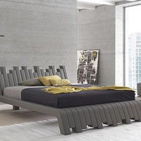 Cu.bed Bed Frame by Bolzan Letti