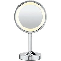Conair Double-Sided Lighted Round Mirror, Model BE150Z - Walmart.com