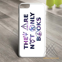 Divergent hunger game harry potter book quotes inspired case for iPhone, iPod and iPad