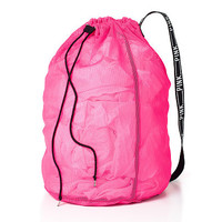Mesh Laundry Bag - PINK - Victoria's Secret