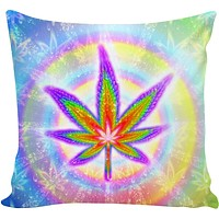 Cannabliss Couch Pillow