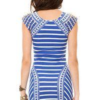 Reverse The Aztec Bodycon Dress : Karmaloop.com - Global Concrete Culture