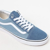 Vans Denim 2-Tone Old Skool Shoes at PacSun.com