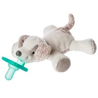 Mary Meyer Wubbanub Decco Pup Pacifier