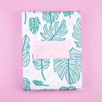 Gift Wrapping Service - Monstera Print