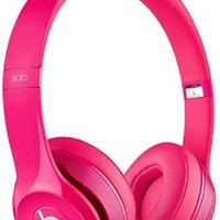 Beats by Dr. Dre Solo 2.0 On-Ear Headphones (Pink)