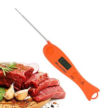 Instant Meat Thermometer With High Precision Sensor