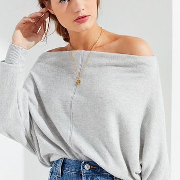 Project Social T Ava Off-The-Shoulder Top   Urban Outfitters