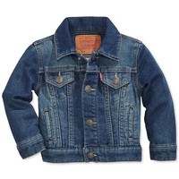 Levi's Baby Boys Trucker Denim Jacket Kids - Coats & Jackets - Macy's