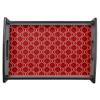 Beautiful and classy serving tray