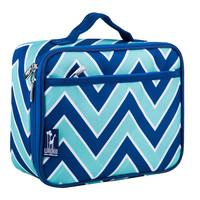 Zigzag Lucite Lunch Box - 33551