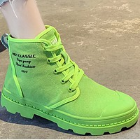 Hot style breathable new top canvas shoes