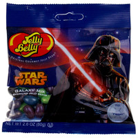Jelly Belly Star Wars Galaxy Mix Lot of 3 Bags 2.8oz Made US Fresh & Sparkling