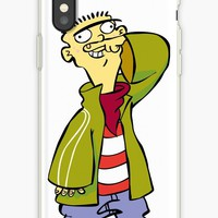 'Ed' iPhone Case by Leebo616