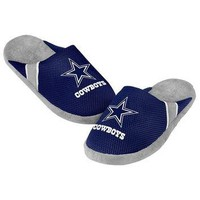 NFL Dallas Cowboys Jersey Slippers