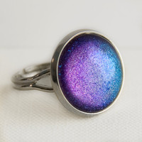 Dreamscapes Ring in Silver
