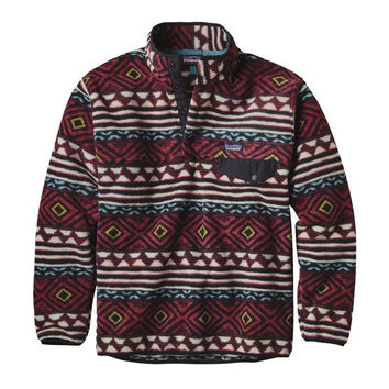 Patagonia M Synch Snap-T P/O