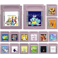 Nintendo 16 Bit Video Game Cartridge Console Card Pocket Series English Language Version The First Edition forPokemon go