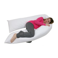 JUNIOR SIZE - TOTAL BODY PREGNANCY/ MATERNITY PILLOW- FULL SUPPORT