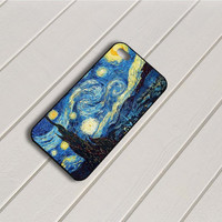 Starry Night Vincent Van Gogh Painting Print iPhone 5 Case