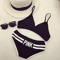 Victoria's Secret PINK Split swimsuit