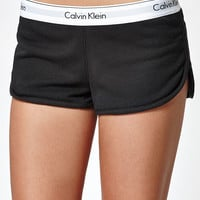 Calvin Klein Modern Cotton Jogger Shorts at PacSun.com