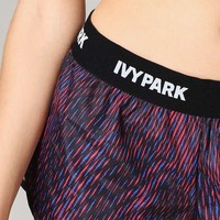 Elastic Waistband Runner by Ivy Park