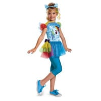 Rainbow Dash My Little Pony Classic Child Costume