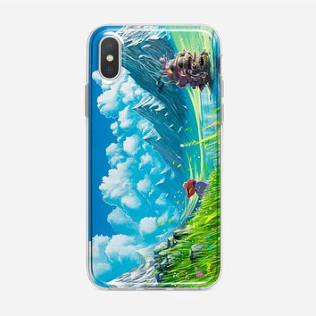 Moving Castle iPhone XS Case