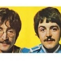 (12x36) The Beatles (Sgt. Pepper's Lonely Hearts Club Band, Group) Music Poster Print