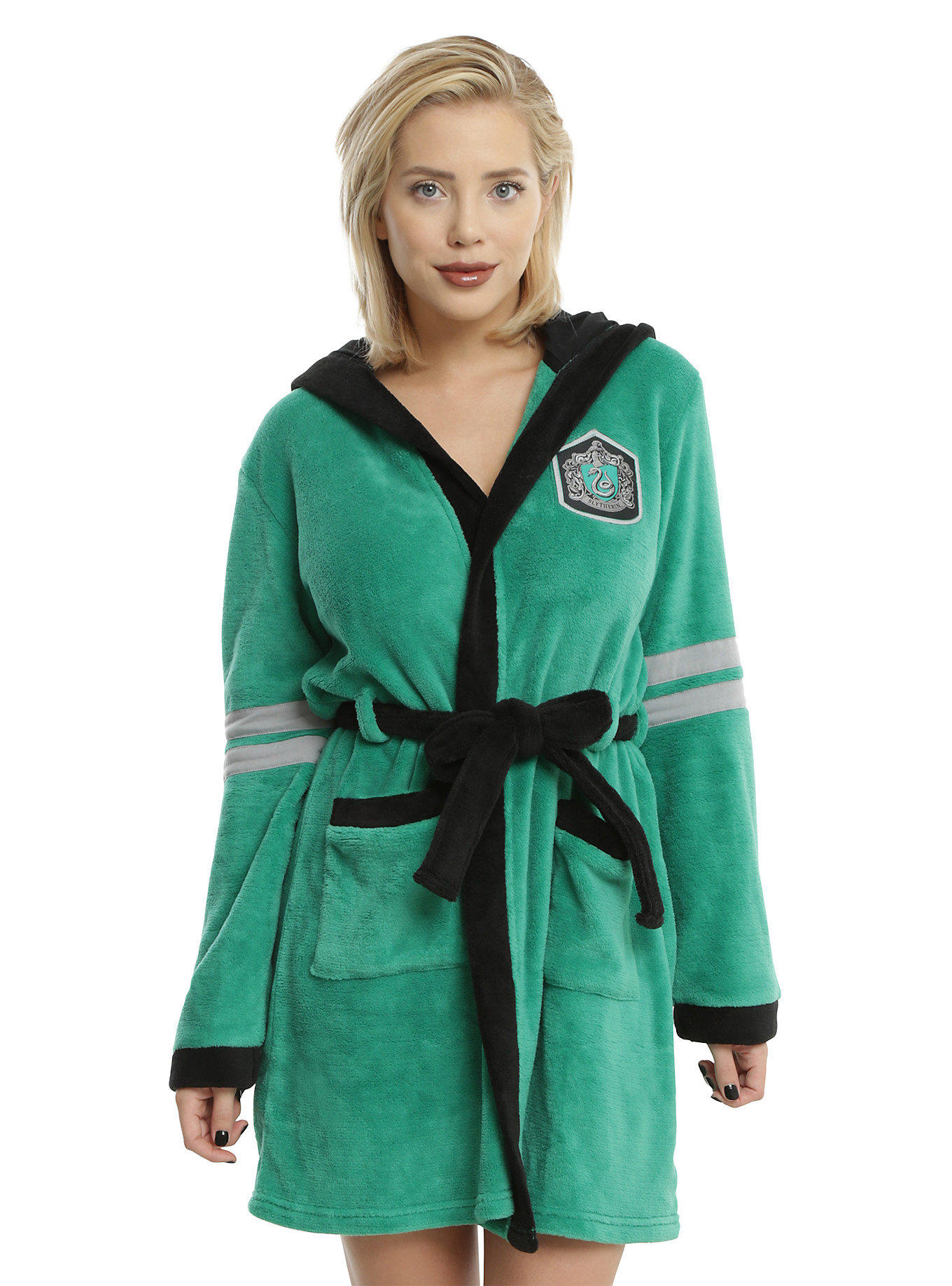 Harry Potter Slytherin Robe From Hot Topic Epic Wishlist
