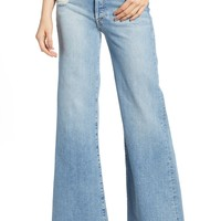 MOTHER Tomcat Roller Chew Hem Jeans (The Confession) | Nordstrom