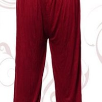 Indian Baggy Harem Pants Yoga Wear for Women India Clothing