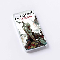 ASSASSINS CREED 3 iPhone 4/4S, 5/5S, 5C,6,6plus,and Samsung s3,s4,s5,s6
