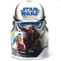 Star Wars Clone Wars Legacy Collection Build-A-Droid Factory Action Figure BD No. 23 Stass Allie