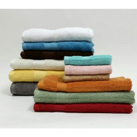 Luxury Cherry Hill Bath Collection 550GSM- Multiple Sizes & Colors -Wash Cloth -Topaz Wash Cloth