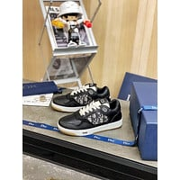 Dior 2021 NEW ARRIVALS Men's And Women's Leather B27 Low Top Sneakers Shoes