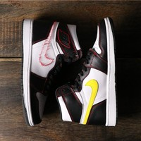 Air Jordan 1 High OG Defiant Tour Yellow ¡°Dynamic Yellow¡± Sneaker
