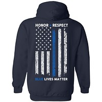 Honor and Respect Police Week