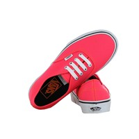 Vans Classic Authentic Coral Womens Trainers