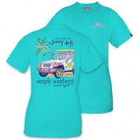 "Simply Southern ""Jeep"" Short Sleeve Tee"