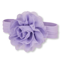 Toddler Girls Oversized Scalloped Edge Flower Headband | The Children's Place