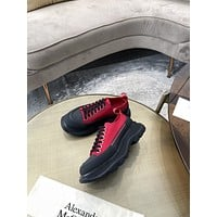 Alexander McQueen Woman's Men's 2021 New Fashion Casual Shoes Sneaker Sport Running Shoes06120yph