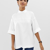 ASOS DESIGN oversized minimal top | ASOS