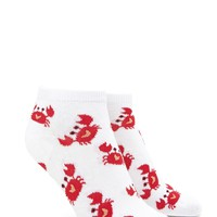 Crab Ankle Socks