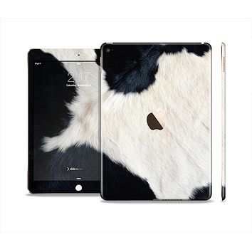 The Real Cowhide Texture Skin Set for the Apple iPad Pro
