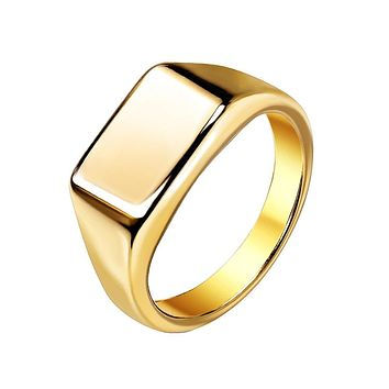 Mister Insignia Ring