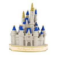 Disney Parks Most Magical Place on Earth Castle Magnet New