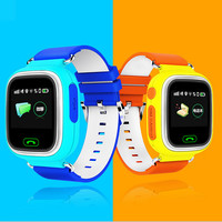 Q90 GPS Watch For Children Baby Sleep Monitor Touch Screen Anti Lost Reminder Kids Smart Baby Watch GPS Child Tracking Bracelet